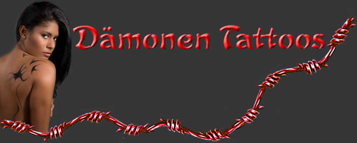 Dämonen Tattoos