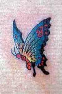schmetterling tattoo kostenlose tattoovorlagen libelle tattoo libellen t towierungen. Black Bedroom Furniture Sets. Home Design Ideas